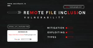 Remote File Inclusion (RFI) Vulnerability