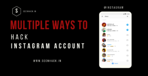 Ways to Takeover Instagram Accounts