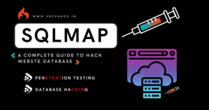 Website Penetration Testing and Database Hacking with Sqlmap