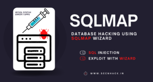 Hack Website Database using  Sqlmap Wizard