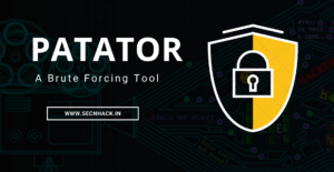 Patator – A Brute Forcing Tool