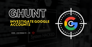 GHunt – A Best Way To Investigate Google Accounts