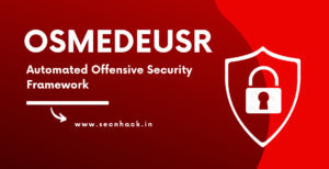 Osmedeusr : Automated Offensive Security Framework