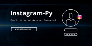 Crack Instagram Account Password via Instagram-py Tool