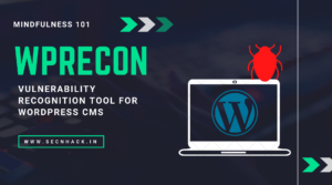 WPrecon – Vulnerability Recognition Tool For WordPress CMS