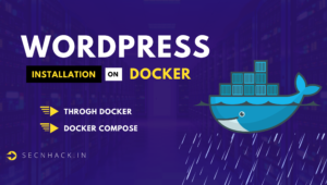 How to Install WordPress on Docker