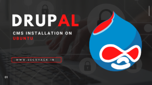 Drupal CMS Installation in Ubuntu