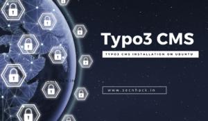 TYPO3 CMS Installation on Ubuntu
