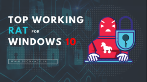 Top Working RAT for Windows 10