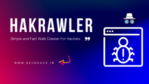 Hakrawler – Simple and Fast Web Crawler For Hackers