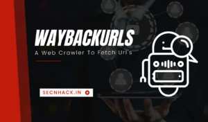 Waybackurls – A Web Crawler To Fetch Url's