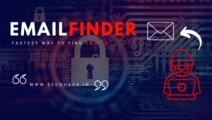 EmailFinder – Fastest Way to Find Emails